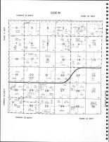 Code M- Township 34 North, Range 20 West, Keya Paha County 1964